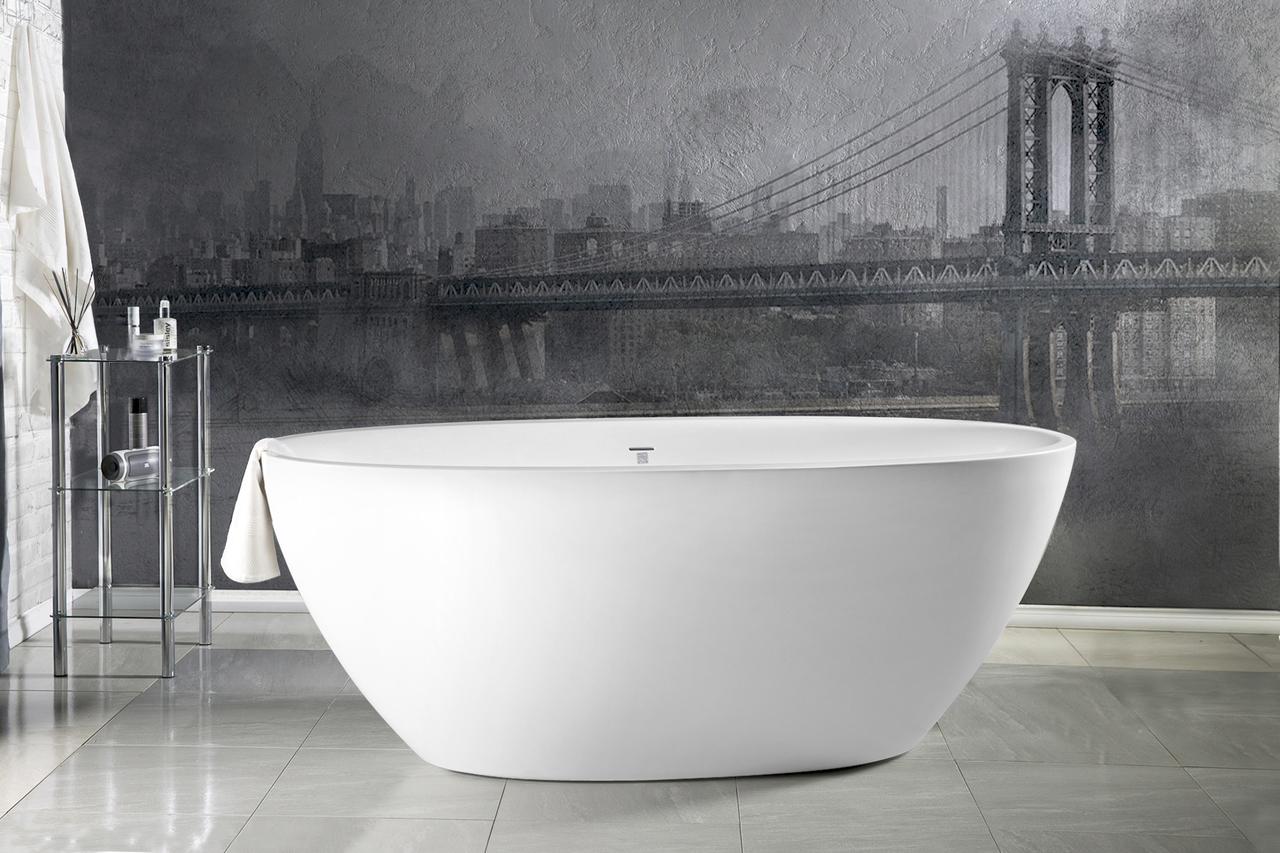 made tub bath bianca of italy free ceramica design ceramic freestanding white di standing vasca bathtub in star