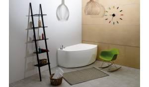 Anette Corner Acrylic Bathtub Series