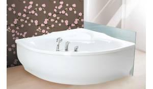 Aquatica PureScape™ 314 Small Corner Acrylic Bathtub