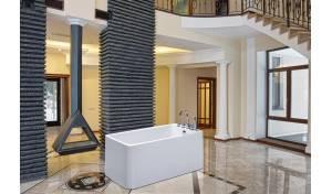 Aquatica PureScape™ 327B Freestanding Acrylic Bathtub