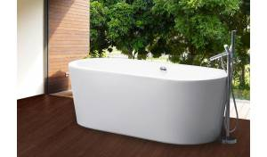 Aquatica PureScape 014E Freestanding Acrylic Bathtub