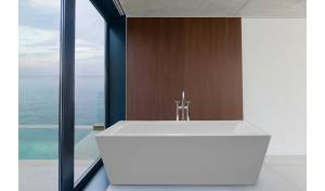 Aquatica PureScape™ 040 Freestanding Acrylic Bathtub