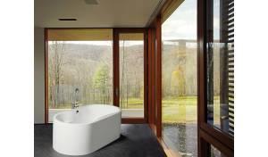 PureScape 309C par Aquatica® baignoire autoportante en acrylique