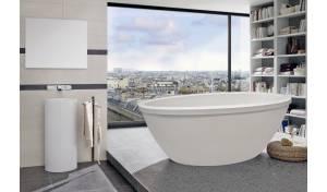 Silence Freestanding Acrylic Bathtub