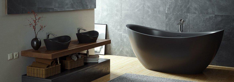 Black bathtubs 01
