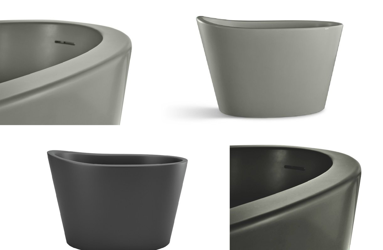 AquateX Colors solid surface tubs and washbasins (web)