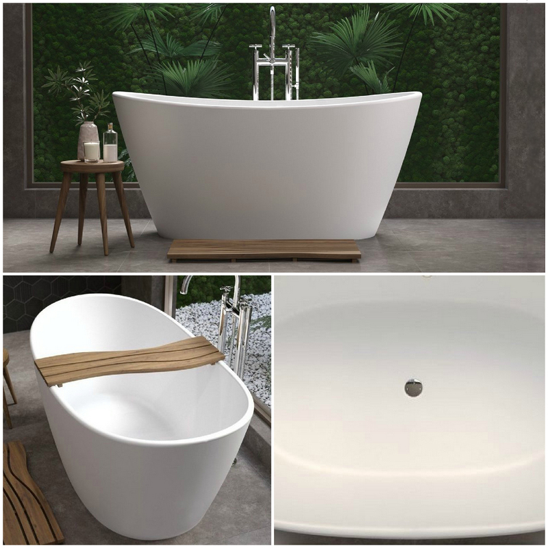 Luna Matte Bathtub