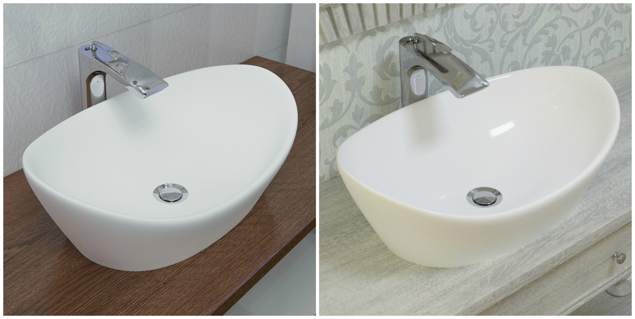 Luna vessel sinks
