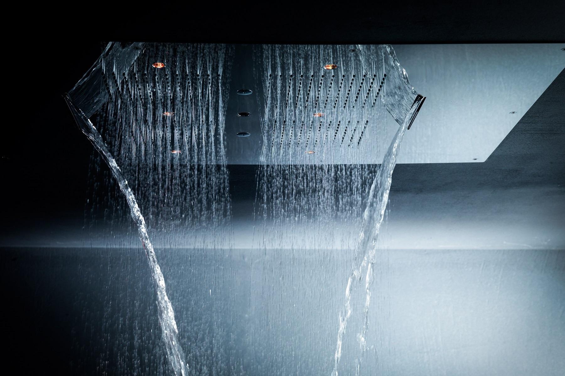 Recessed Shower MCRC