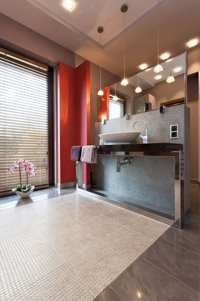 Of Course, If You Really Love The Idea Of Having Red In Your Bathroom, But  You Donu0027t Want To Make It The Absolute Main Focus Of A Bathroom, Then Add  Just A ...